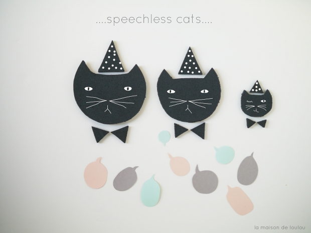 DIY free Template chalkboard cat & speechbubbles by La maison de Loulou blog-5