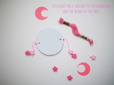 DIY emotional tambourin by La maison de Loulou-2