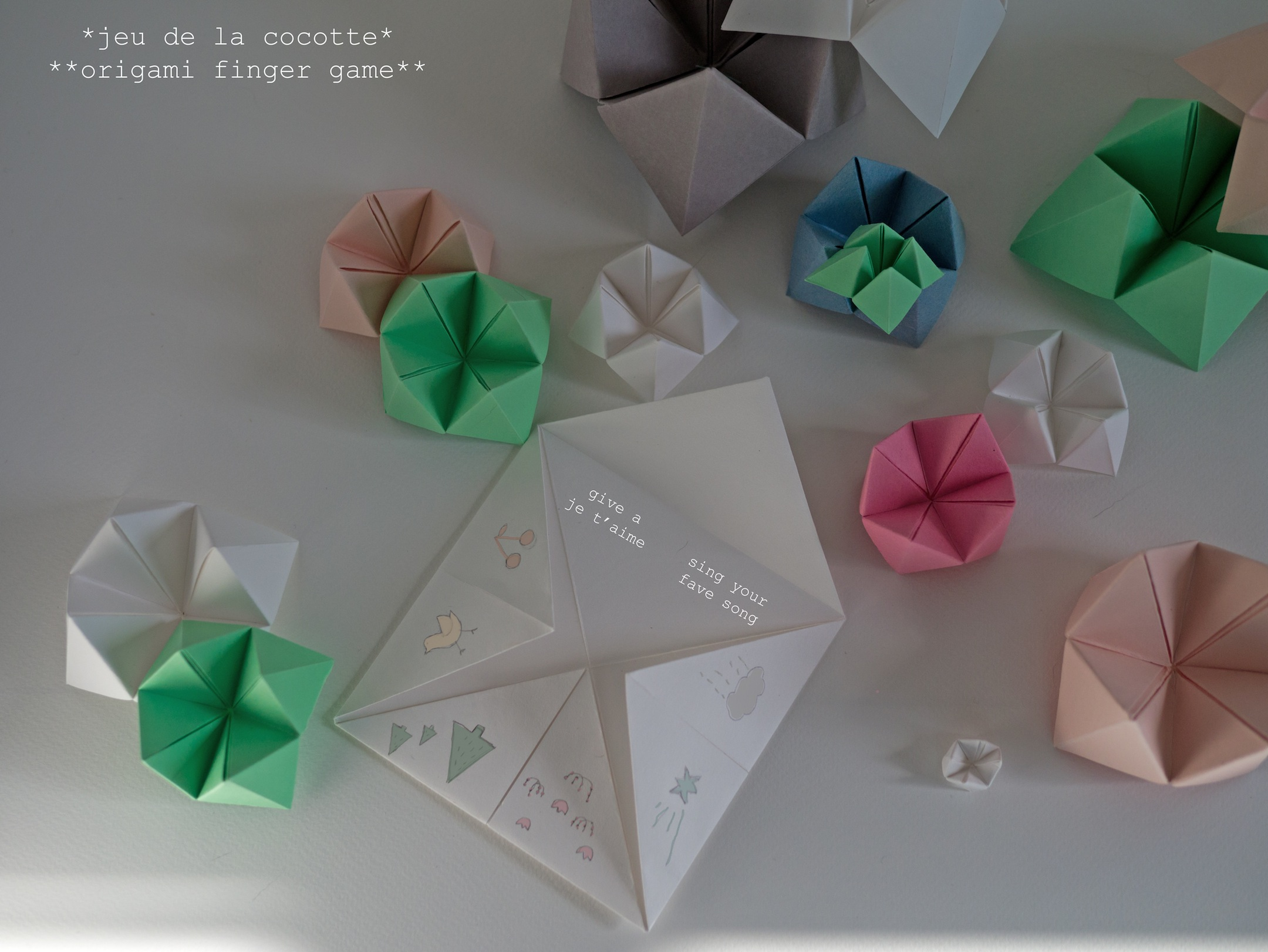 How to make origami goose for How to make origami goose