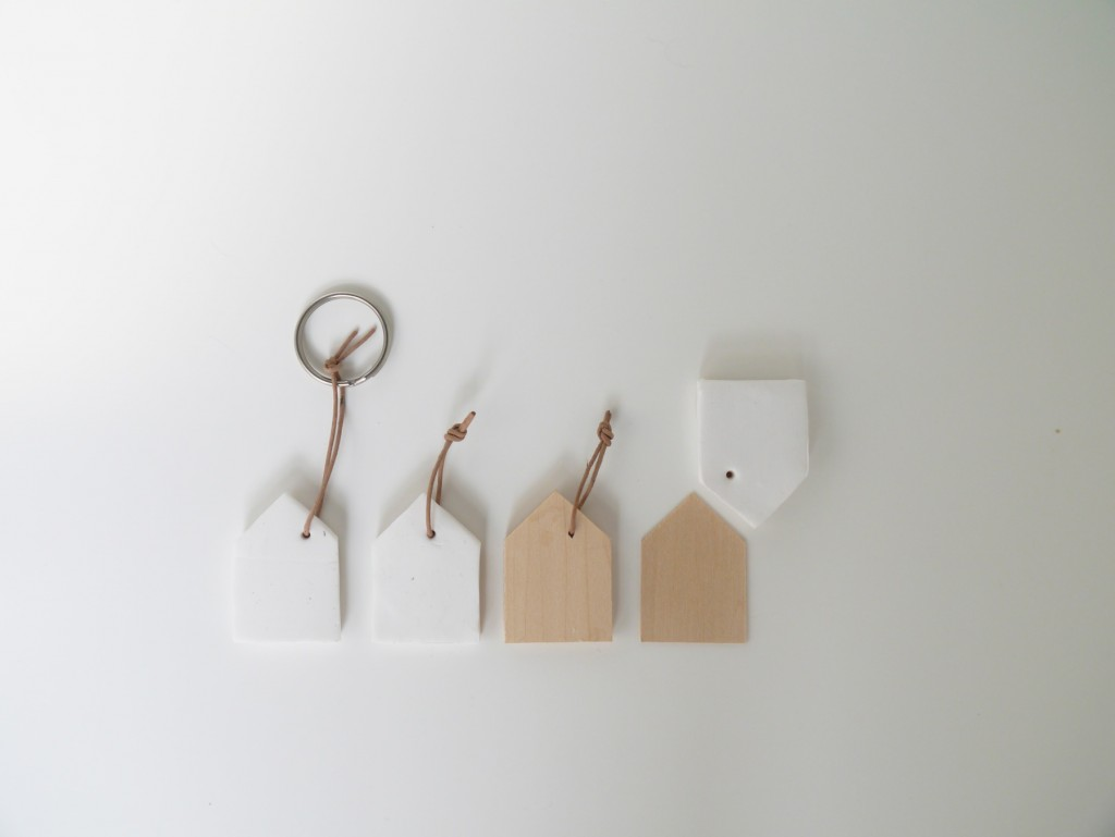 DIY father's day: the keychain by La maison de Loulou