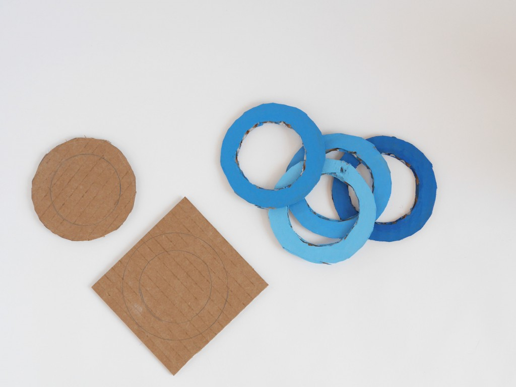 DIY toss ring game by La maison de Loulou
