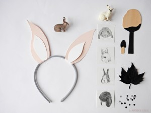 DIY rabbit headband-0