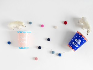 DIY tin can paper cup phone by La maison de Loulou-1