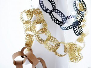 DIY Chain Garland by La maison de Loulou-4