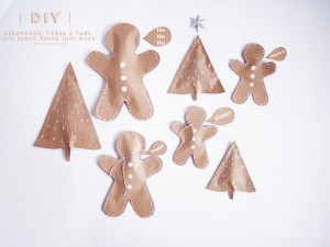 DIY gingerbread party favor by La maison de Loulou-1