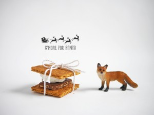Smore for Santa by La maison de Loulou