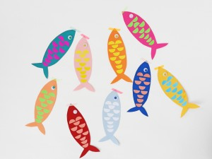 DIY April Fools Fish By La maison de Loulou-tuto 5