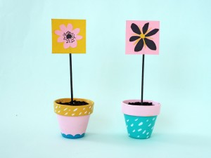 DIY Spring pot flower by La maison de Loulou-1