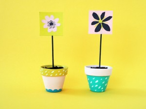DIY Spring pot flower by La maison de Loulou-2