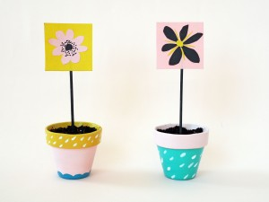 DIY Spring pot flower by La maison de Loulou-3