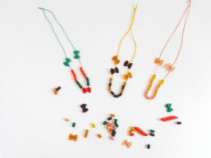 DIY 2015 Pasta Necklace by La maison de Loulou-1