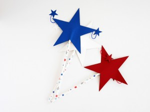 4th of July wand by La maison de Loulou-3