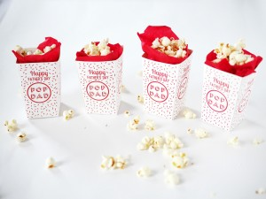 DIY fathers day popcorn box by La maison de Loulou-2