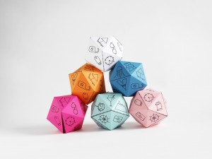 DIY travel diamond dice by La maison de Loulou 3