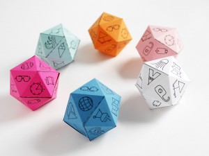 DIY travel diamond dice by La maison de Loulou 4