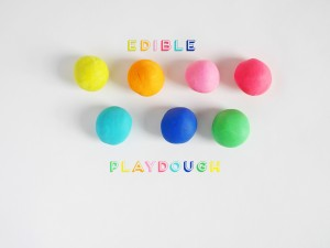 Edible playdough by La maison de Loulou-tittle 3