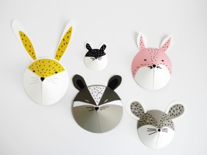 DIY animal paper masks by La maison de Loulou-2