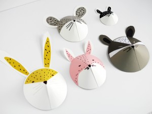 DIY animal paper masks by La maison de Loulou-7