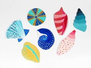 DIY coloring shells by La maison de Loulou-2