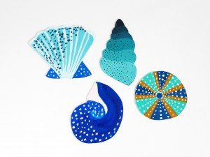 DIY coloring shells by La maison de Loulou-4