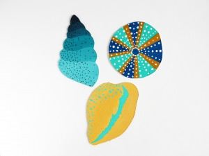 DIY coloring shells by La maison de Loulou-6
