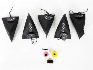 HALLOWEEN PARTY FAVOR BAG by La maison de Loulou