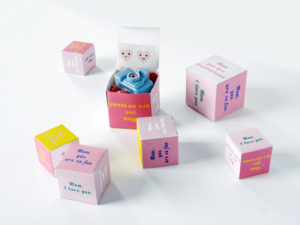 Mother's Day Compliment dice by La maison de Loulou
