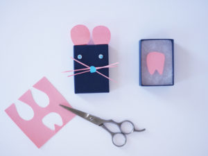 Tooth Fairy Craft Box by LA MAISON DE LOULOU