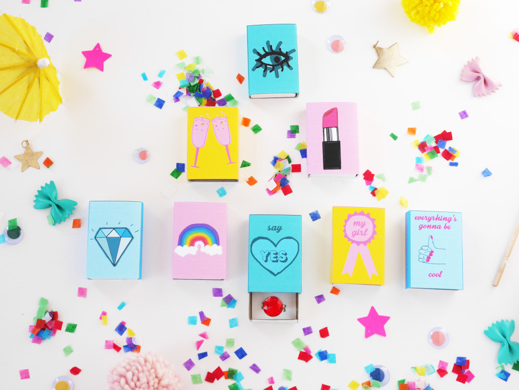 picture about Matchbox Template Printable called PRINTABLE MATCHBOX Celebration Prefer